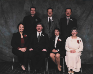 This is a photo of Selkirk Council in 2002