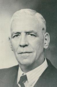 Mayor William Earl Gordon